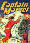 Cover for Captain Marvel Adventures (Fawcett, 1941 series) #11