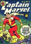 Cover for Captain Marvel Adventures (Fawcett, 1941 series) #12