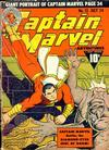 Cover for Captain Marvel Adventures (Fawcett, 1941 series) #13