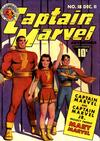 Cover for Captain Marvel Adventures (Fawcett, 1941 series) #18