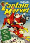 Cover for Captain Marvel Adventures (Fawcett, 1941 series) #19