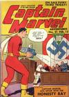 Cover for Captain Marvel Adventures (Fawcett, 1941 series) #21