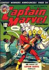 Cover for Captain Marvel Adventures (Fawcett, 1941 series) #23