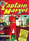 Cover for Captain Marvel Adventures (Fawcett, 1941 series) #25