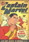 Cover for Captain Marvel Adventures (Fawcett, 1941 series) #31