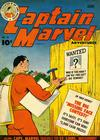 Cover for Captain Marvel Adventures (Fawcett, 1941 series) #36