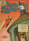 Cover for Captain Marvel Adventures (Fawcett, 1941 series) #40