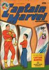 Cover for Captain Marvel Adventures (Fawcett, 1941 series) #45