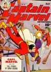 Cover for Captain Marvel Adventures (Fawcett, 1941 series) #46
