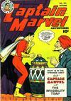 Cover for Captain Marvel Adventures (Fawcett, 1941 series) #101