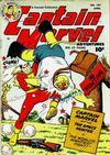 Cover for Captain Marvel Adventures (Fawcett, 1941 series) #107