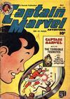 Cover for Captain Marvel Adventures (Fawcett, 1941 series) #108