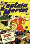 Cover for Captain Marvel Adventures (Fawcett, 1941 series) #109
