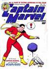Cover for Captain Marvel Adventures (Fawcett, 1941 series) #112