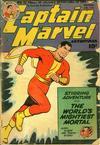 Cover for Captain Marvel Adventures (Fawcett, 1941 series) #115