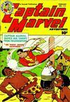 Cover for Captain Marvel Adventures (Fawcett, 1941 series) #117
