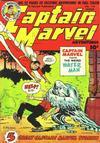 Cover for Captain Marvel Adventures (Fawcett, 1941 series) #118