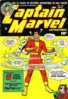 Cover for Captain Marvel Adventures (Fawcett, 1941 series) #119