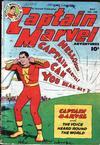 Cover for Captain Marvel Adventures (Fawcett, 1941 series) #120