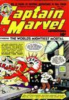 Cover for Captain Marvel Adventures (Fawcett, 1941 series) #121