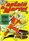 Cover for Captain Marvel Adventures (Fawcett, 1941 series) #124
