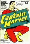 Cover for Captain Marvel Adventures (Fawcett, 1941 series) #125