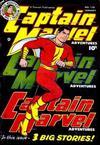 Cover for Captain Marvel Adventures (Fawcett, 1941 series) #128