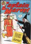 Cover for Captain Marvel Adventures (Fawcett, 1941 series) #136