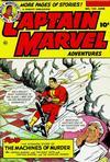 Cover for Captain Marvel Adventures (Fawcett, 1941 series) #145