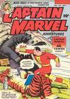 Cover for Captain Marvel Adventures (Fawcett, 1941 series) #149