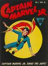Cover for Captain Marvel Jr. (Fawcett, 1942 series) #1