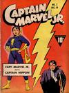 Cover for Captain Marvel Jr. (Fawcett, 1942 series) #2