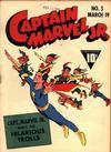 Cover for Captain Marvel Jr. (Fawcett, 1942 series) #5