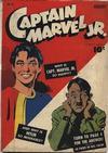 Cover for Captain Marvel Jr. (Fawcett, 1942 series) #10