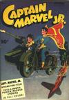 Cover for Captain Marvel Jr. (Fawcett, 1942 series) #11