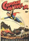 Cover for Captain Marvel Jr. (Fawcett, 1942 series) #12
