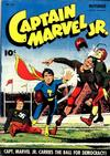 Cover for Captain Marvel Jr. (Fawcett, 1942 series) #13
