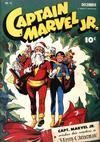 Cover for Captain Marvel Jr. (Fawcett, 1942 series) #14