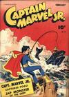 Cover for Captain Marvel Jr. (Fawcett, 1942 series) #16