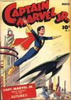 Cover for Captain Marvel Jr. (Fawcett, 1942 series) #17