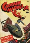 Cover for Captain Marvel Jr. (Fawcett, 1942 series) #19
