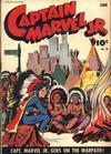 Cover for Captain Marvel Jr. (Fawcett, 1942 series) #20