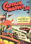 Cover for Captain Marvel Jr. (Fawcett, 1942 series) #22