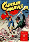 Cover for Captain Marvel Jr. (Fawcett, 1942 series) #24