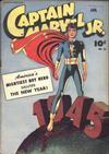 Cover for Captain Marvel Jr. (Fawcett, 1942 series) #26