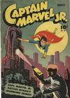 Cover for Captain Marvel Jr. (Fawcett, 1942 series) #28