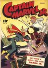 Cover for Captain Marvel Jr. (Fawcett, 1942 series) #34 (35)