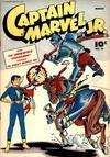 Cover for Captain Marvel Jr. (Fawcett, 1942 series) #36