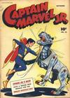 Cover for Captain Marvel Jr. (Fawcett, 1942 series) #42