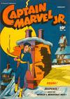 Cover for Captain Marvel Jr. (Fawcett, 1942 series) #46